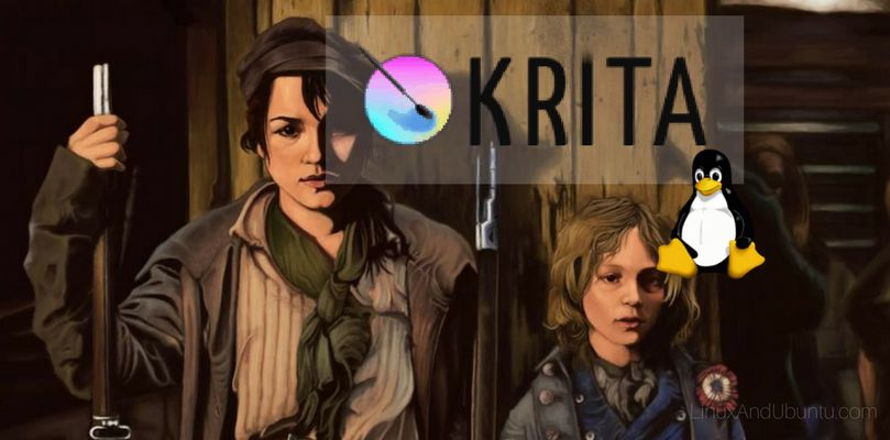 Krita Creative Sketching and Painting Application